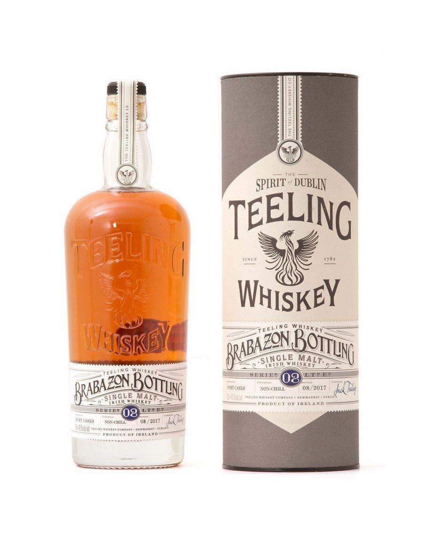 Teeling Brabazon Bottling Series 2
