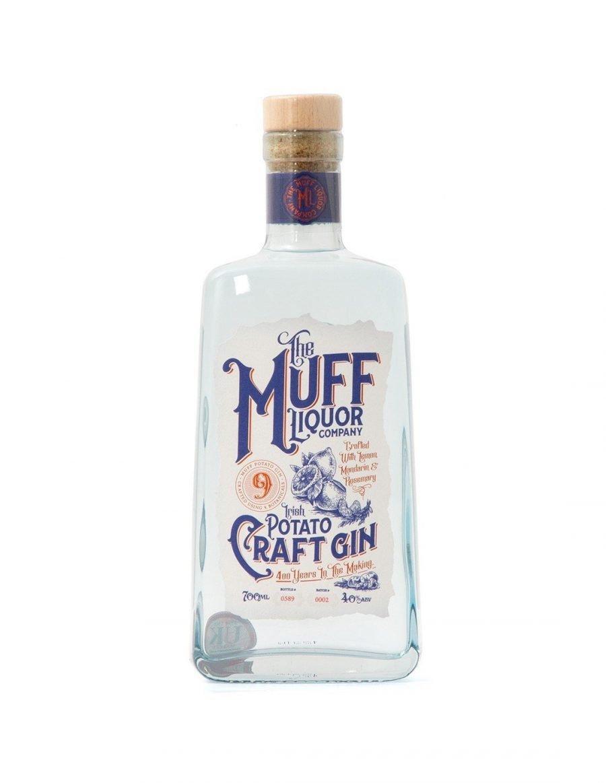 Muff Irish Potato Gin