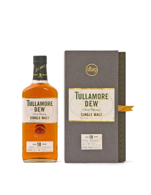 Tullamore D.E.W. 18 Year Old Single Malt