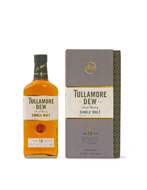 Tullamore D.E.W. 14 Year Old Single Malt
