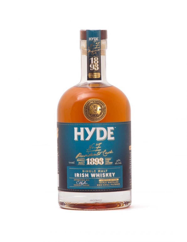 Hyde No.7 President's Cask