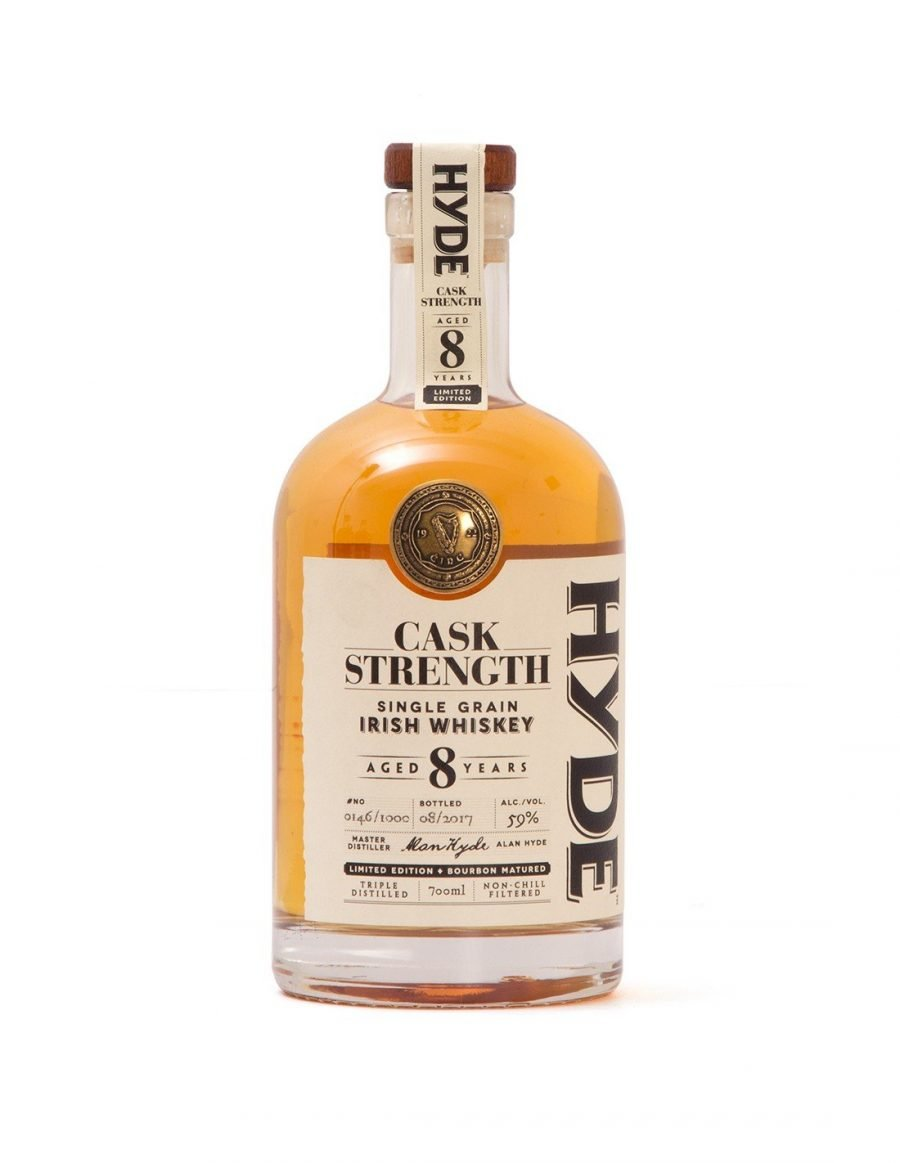 Hyde Cask Strength 8 Year Old