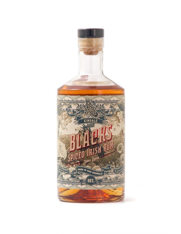 Blacks Spiced Irish Rum
