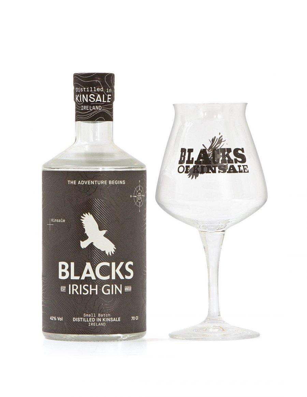 Blacks Irish Gin Gift Pack