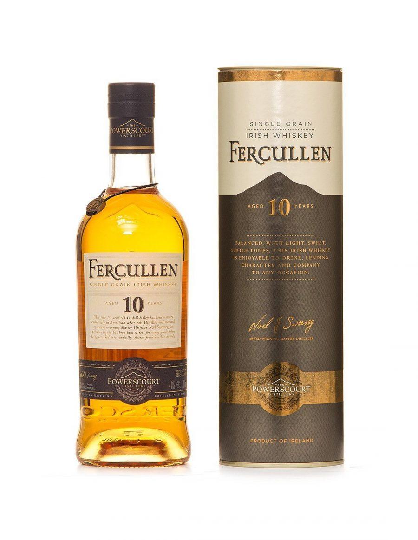 Fercullen 10 Year Old Single Grain