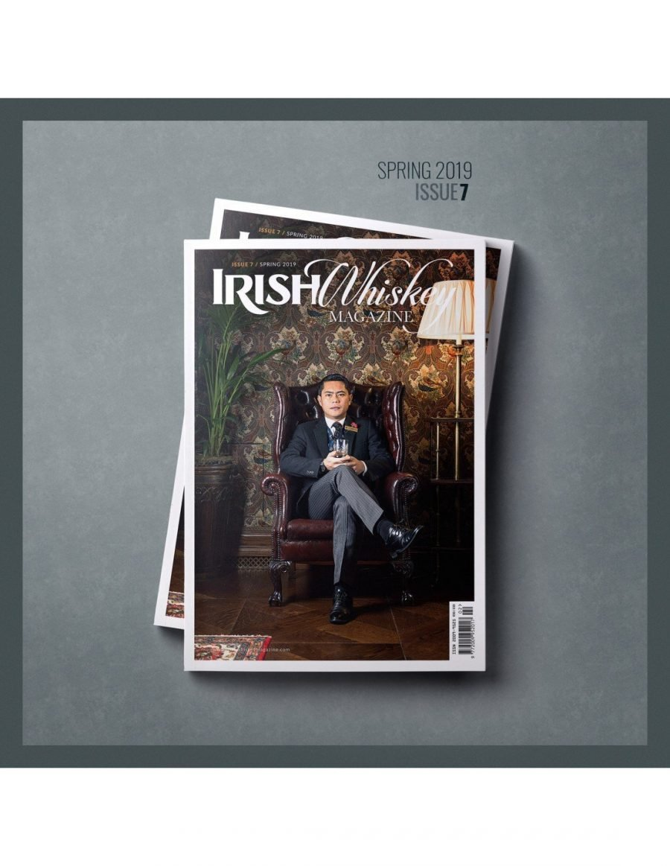 Irish Whiskey Magazine - Annual subscription 4 Issues