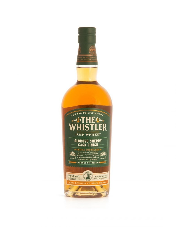 The Whistler Oloroso Sherry Cask Finish