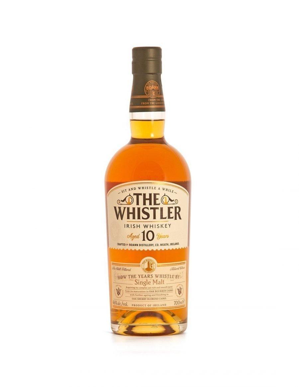 The Whistler 10 Year Old Single Malt