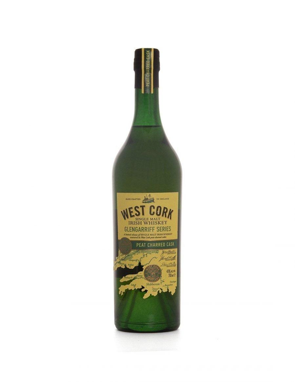 West Cork Glengarriff Series Peat Charred Cask