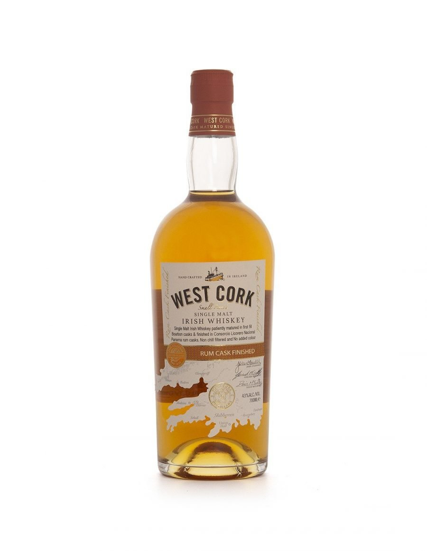 West Cork Single Malt Rum Cask Finished