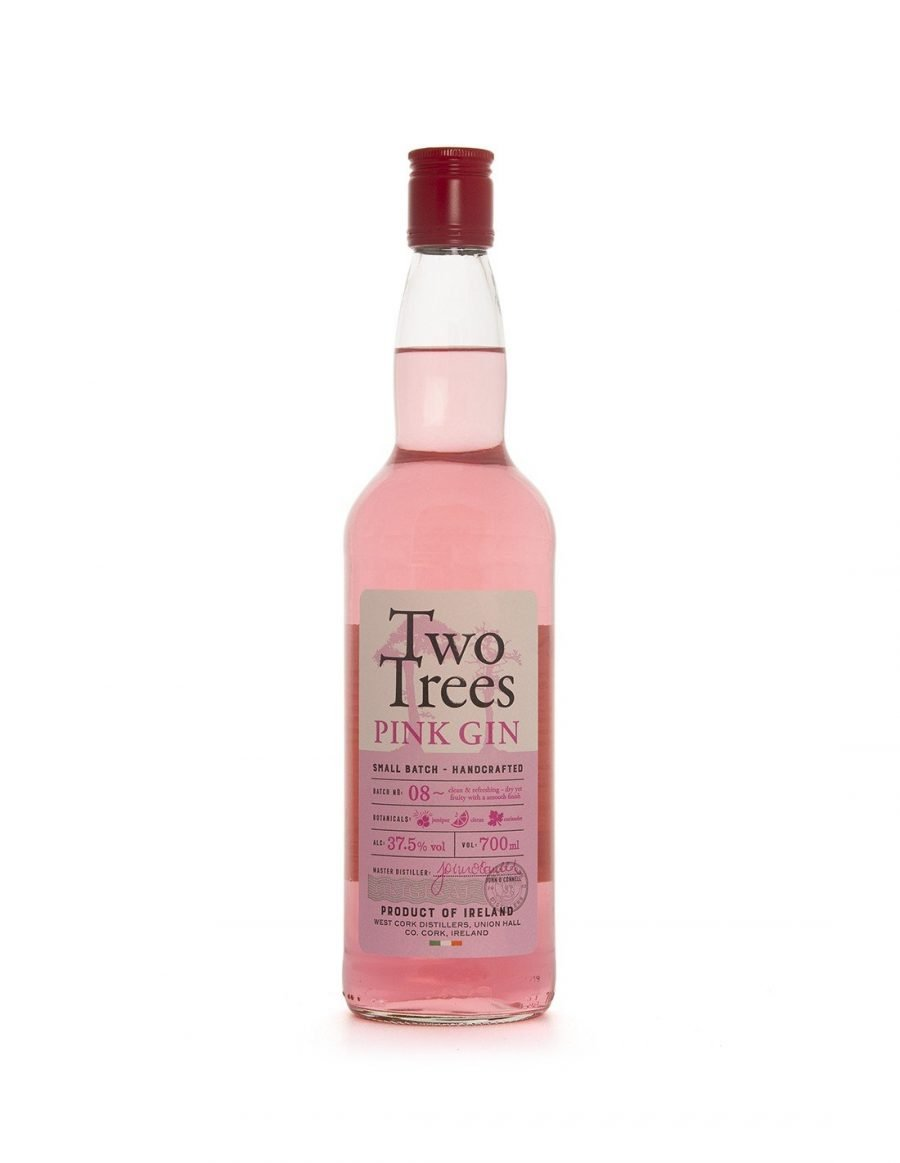 Two Trees Pink Gin