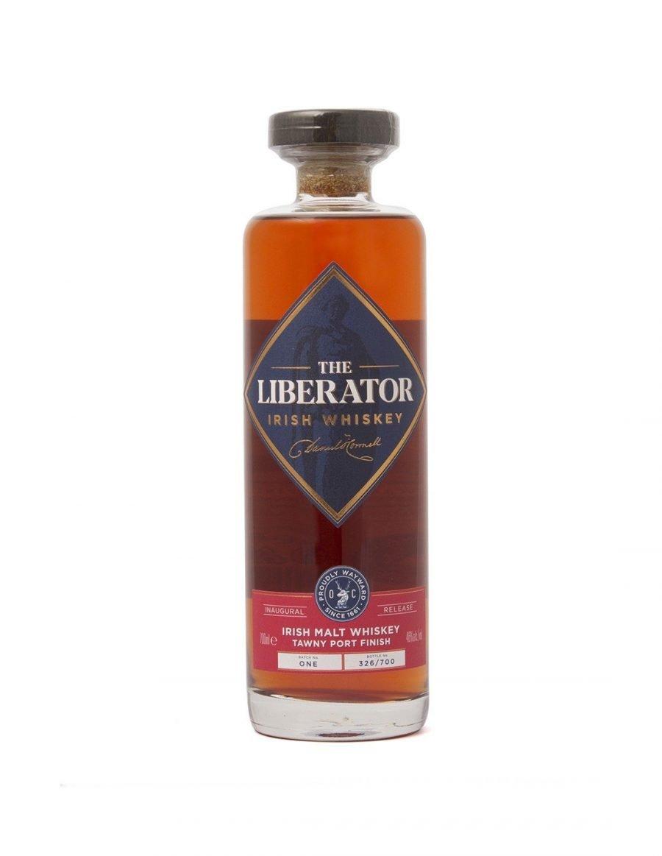 The Liberator Inaugural Release Tawny Port Finish