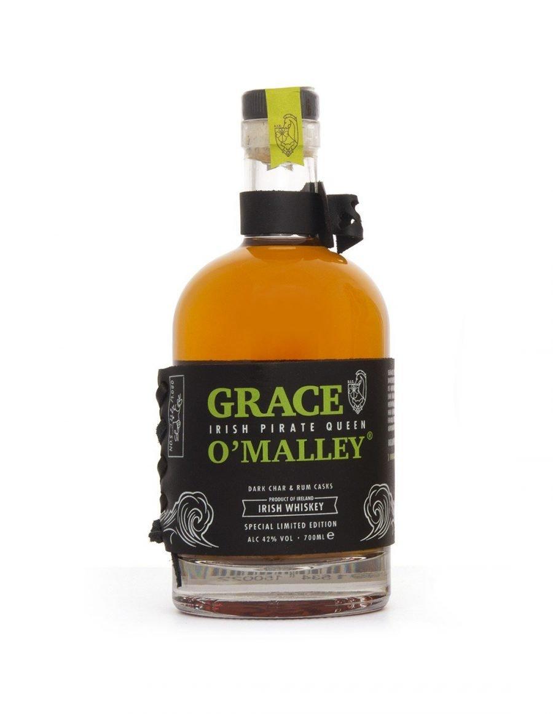 Grace O'Malley Limited Edition Dark Char & Rum Cask
