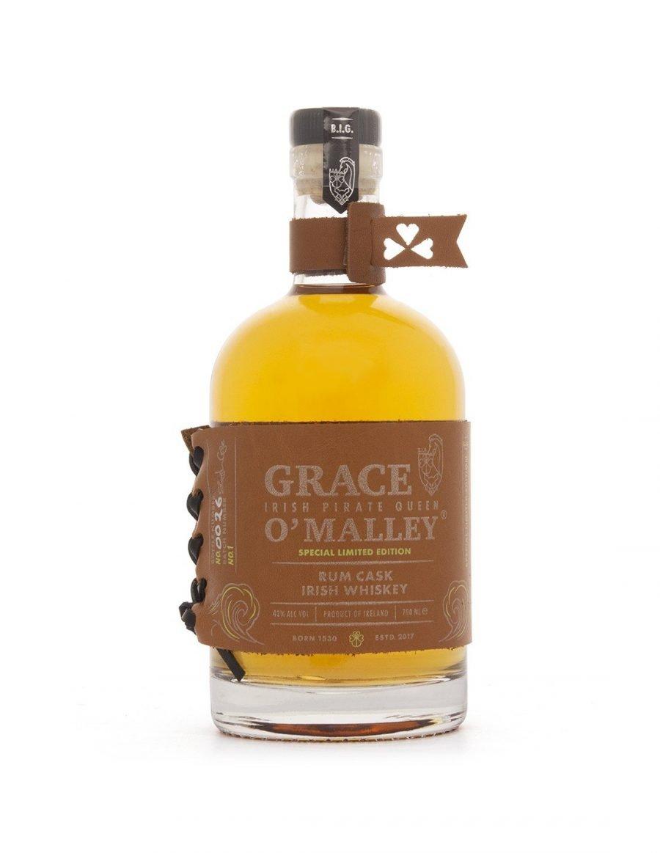 Grace O'Malley Rum Cask
