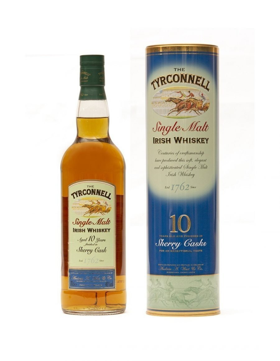 Tyrconnell 10 Year Old Single Malt Sherry Cask Finish