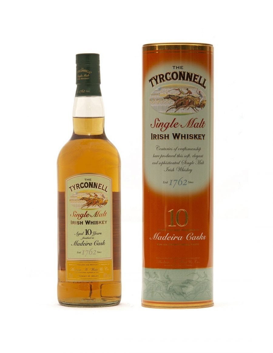Tyrconnell 10 Year Old Single Malt Madeira Cask Finish