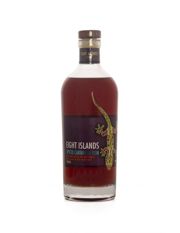 Eight Islands Spiced Rum