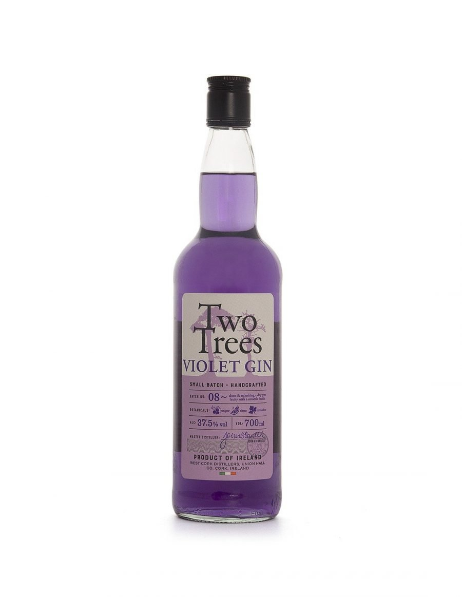 Two Trees Violet Gin