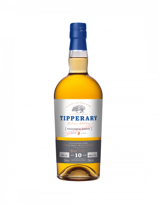Tipperary Knockmealdowns 10 Year Single Malt