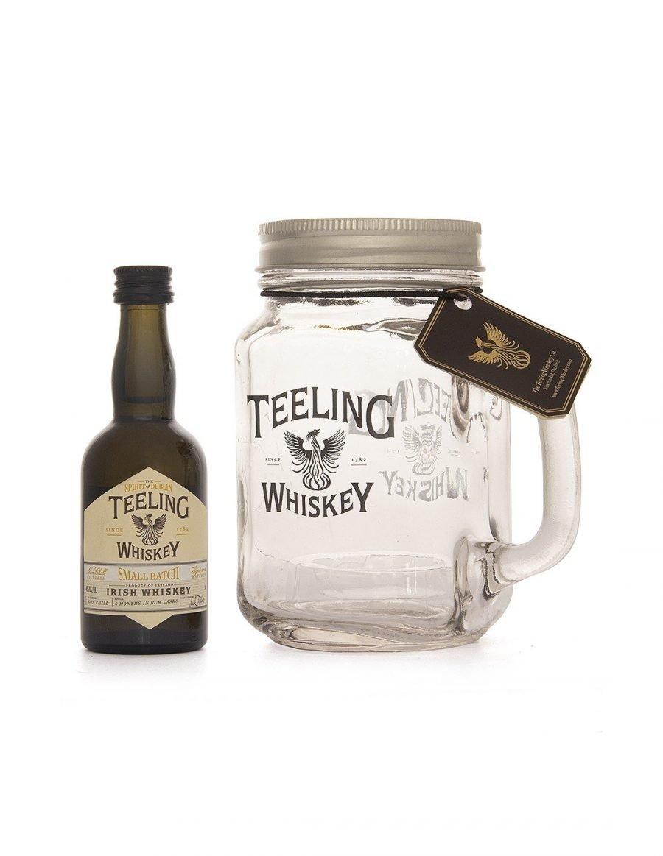 Teeling Small Batch Mini In Jar