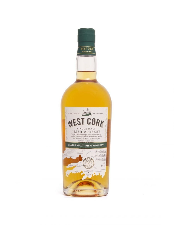 West Cork Single Malt Bourbon Cask Finished