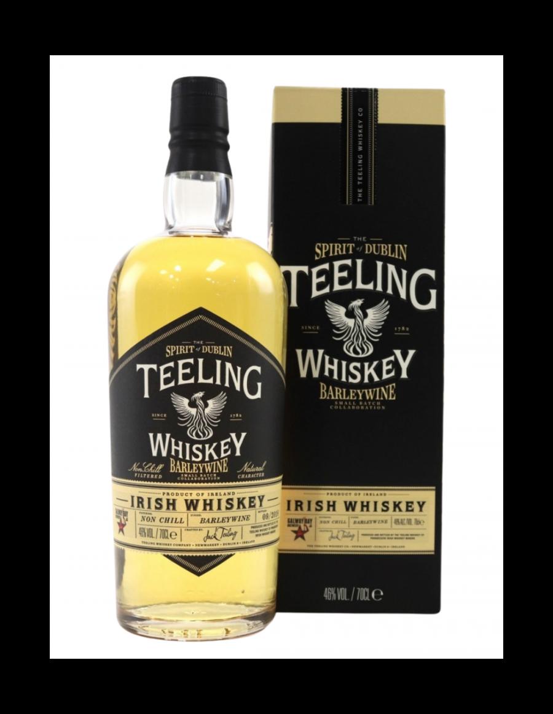 Teeling Barley Wine Small Batch Whiskey