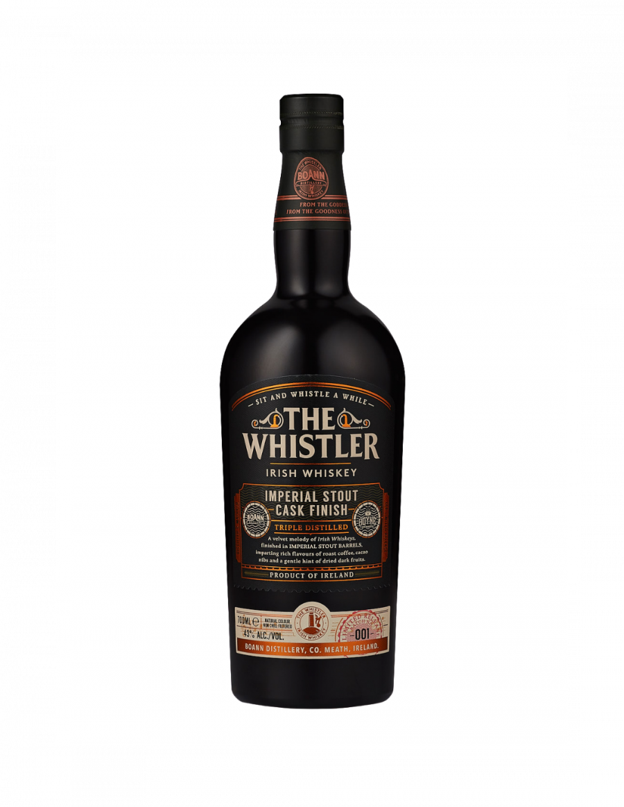 The Whistler Imperial Stout