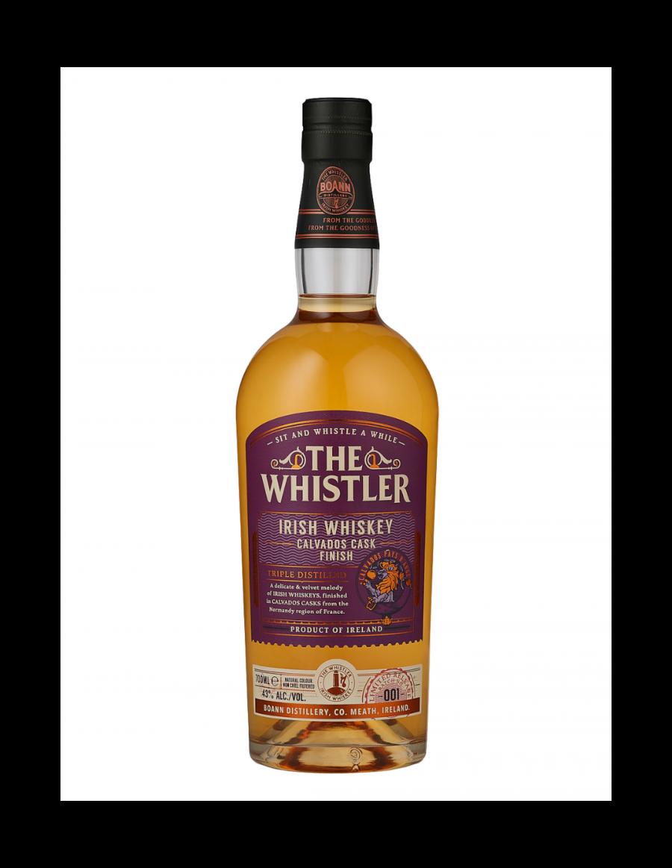 The Whistler Calvados Cask
