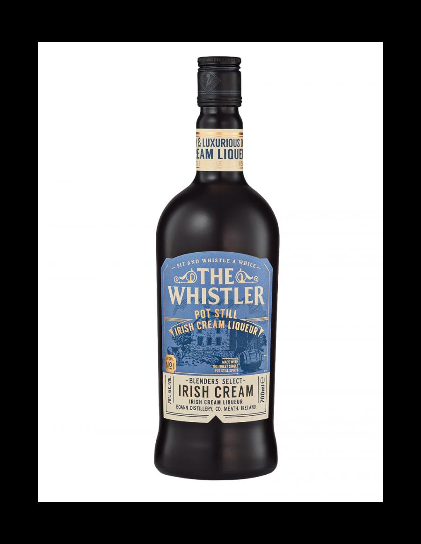 The Whistler Irish Cream