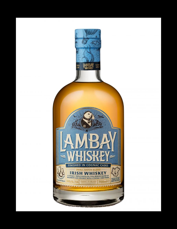 Lambay Small Batch Blend Irish Whiskey