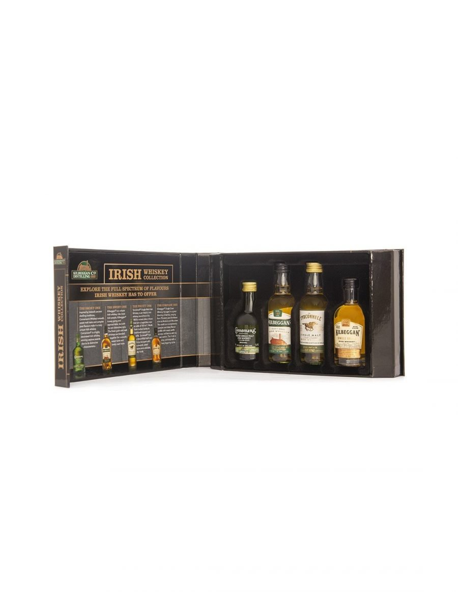Cooley Collection Irish Whiskey Miniatures