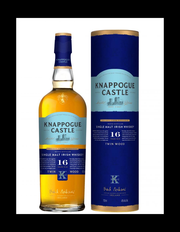 Knappogue Castle 16 Year Old Single Malt