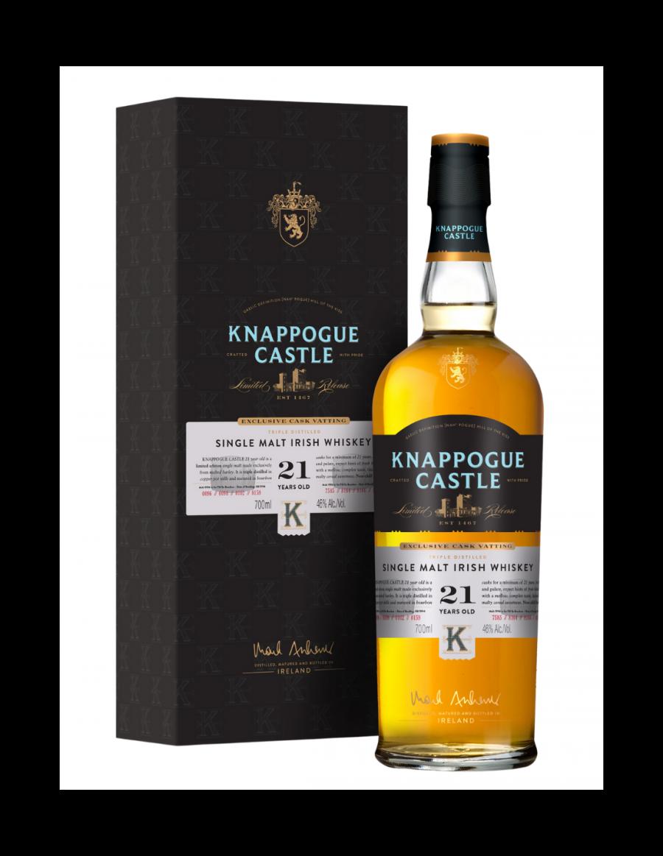 Knappogue Castle 21 Year Old Single Malt
