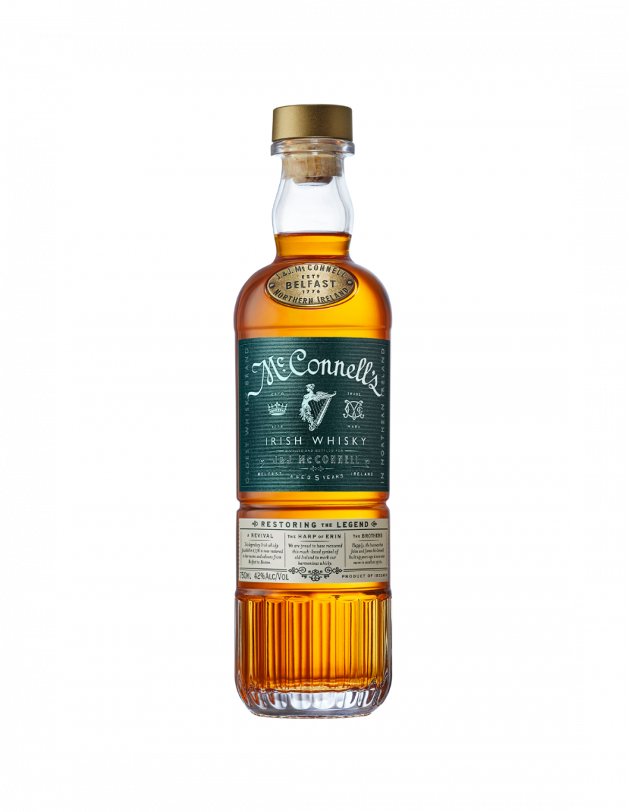 McConnell's 5 Year Old Blended Irish Whisky
