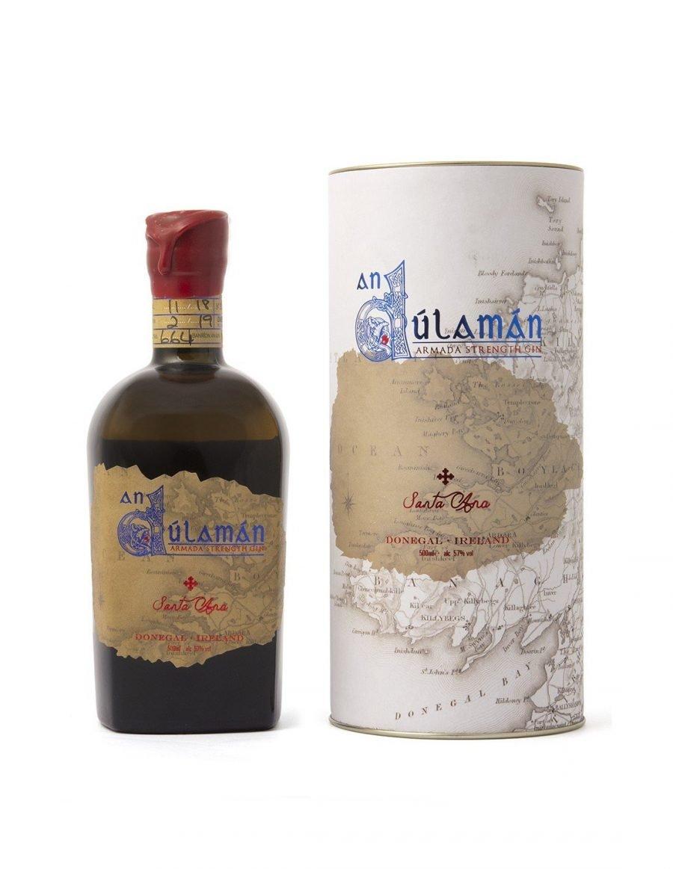 An Dúlamán Santa Ana Armada Strength Gin