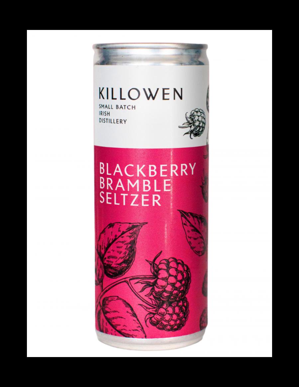 Killowen Blackberry Bramble Seltzer - Pack of 24