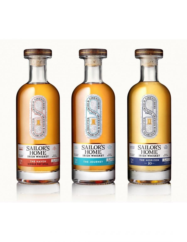 Sailor's Home Irish Whiskey Bundle