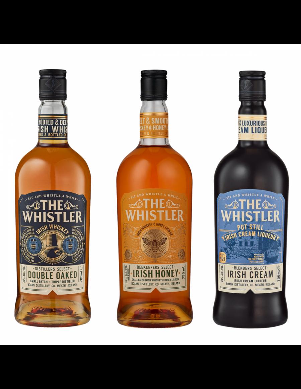 The Whistler Trilogy Bundle