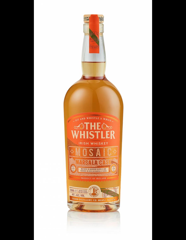 The Whistler Mosaic Marsala Cask