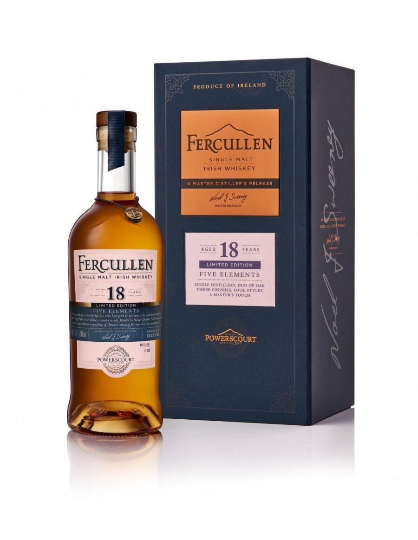 "Fercullen ""Five Elements"" 18 Year Old Single Malt Limited Edition"