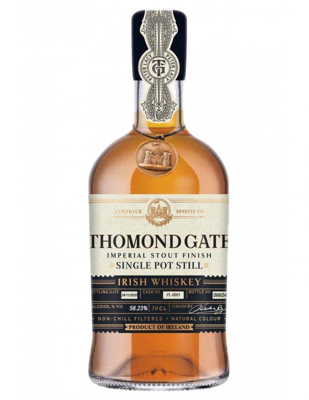 Thomond Gate - Single Pot Still Imperial Stout - Peter Lacy - Cask Strength